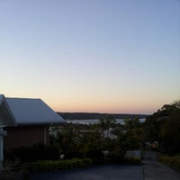 Photo taken at Warners Bay by Fiona M. on 10/4/2012