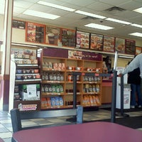 Photo taken at Dunkin' Donuts by Debi B. on 10/6/2012