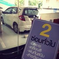 Photo taken at Wong Honda Cars by Mou¥ L€K . on 3/5/2014