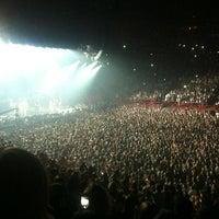 Photo taken at AccorHotels Arena by Jennifer P. on 4/25/2013