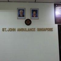 Photo taken at St. John Ambulance Brigade (Singapore) Headquarters by KýlęAārön🌹 ك. on 9/6/2014