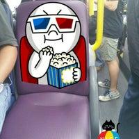 Photo taken at SMRT Buses: Bus 963 by KýlęAārön🌹 ك. on 5/5/2016