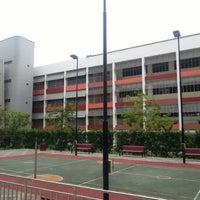 Photo taken at Xin Min Secondary School by KýlęAārön🌹 ك. on 8/9/2013