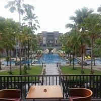 Photo taken at Novotel Palembang Hotels & Residence by Junior S. on 9/8/2013