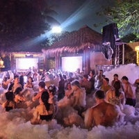 Photo taken at Beach Foam-X Party by Junior S. on 1/25/2014