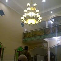 Photo taken at Masjid Daman by Yudi N. on 1/14/2013