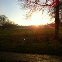 Photo taken at Sutton park by Rachel B. on 1/15/2013