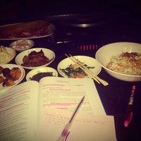 Photo taken at Pung Nyun Restaurant by Felrose L. on 1/18/2013
