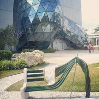 Photo taken at The Dali Museum by Daniel F. on 11/27/2012