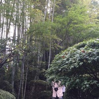 Photo taken at 竹の庭 by lonestar^-^ on 10/12/2014