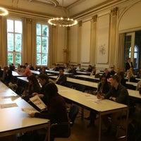 Das Foto wurde bei Business School Berlin Potsdam (BSP) Hochschule für Management von Dr. B. am 4/10/2014 aufgenommen