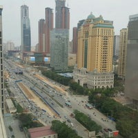 Photo taken at Nanning Marriott Hotel by Tal M. on 4/6/2016