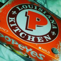 Photo taken at Popeyes by LaQueena S. on 12/7/2015