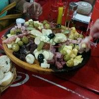 Photo taken at La Feirinha by Elcilia O. on 12/1/2014