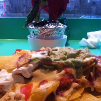 Photo taken at The Taco Shop by Nicolaj S. on 2/17/2013