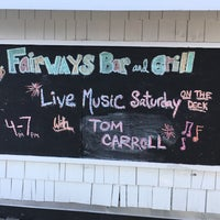 Photo taken at Fairway's Restaurant by Doug S. on 7/30/2017