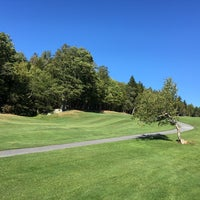 Photo taken at Hermitage Golf Club by Doug S. on 9/15/2016