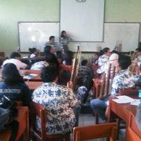 Photo taken at SMU  Negeri 2 Bekasi by ardianti m. on 1/30/2013