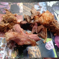 Photo taken at Grillstock by Adam B. on 6/9/2013