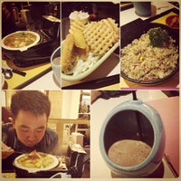 Photo taken at 便所欢乐主题餐厅 Modern Toilet Restaurant by Melania S. on 1/1/2013