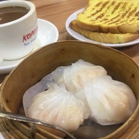 Photo taken at Kopitiam by Ploy A. on 11/3/2017