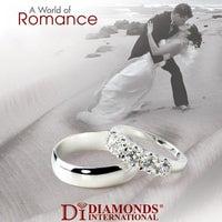 Photo taken at Diamonds International by Brett C. on 1/23/2013