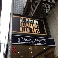 Photo taken at Gerald Schoenfeld Theatre by Sean H. on 10/27/2012