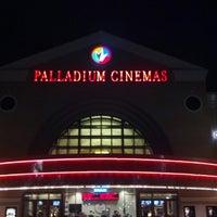 Photo taken at Regal Cinemas Palladium 14 & IMAX by Debra R. on 11/16/2012