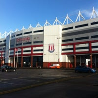 Photo taken at Bet365 Stadium by Jules ♕ on 12/4/2012