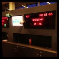 Photo taken at Gate A16 by David M. on 12/18/2012