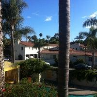Photo taken at Hotel Milo Santa Barbara by Vivian O. on 7/15/2013