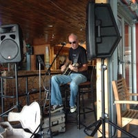 Photo taken at Captain Dick's Crab Shack by Stephanie R. on 7/18/2014
