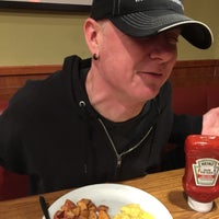 Photo taken at Denny's by Stephanie R. on 1/13/2017