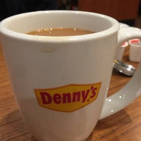 Photo taken at Denny's by Stephanie R. on 3/4/2017