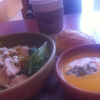 Photo taken at Panera Bread by Stephanie R. on 10/24/2013