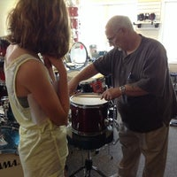 Photo taken at Parkway Music by Stephanie R. on 8/8/2014