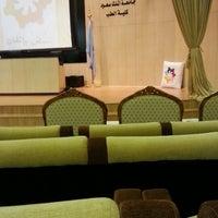 Photo taken at Main Auditorium by Malek R. on 5/11/2013