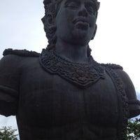 Photo taken at Garuda Wisnu Kencana (GWK) Cultural Park by henoy on 12/4/2012