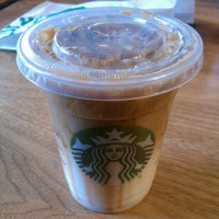 Photo taken at Starbucks by Dominic W. on 1/10/2013