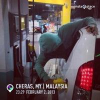 Photo taken at Petronas Batu 9 by Malik 1. on 2/2/2013