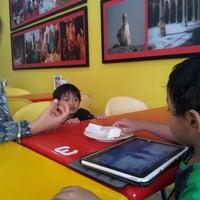 Photo taken at My Rice Restaurant (Arabic Cuisine) by Anwar I. on 11/12/2014