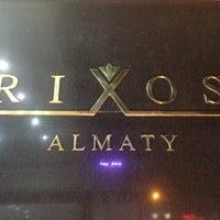 Photo prise au Rixos Almaty par Sha D. le9/23/2012