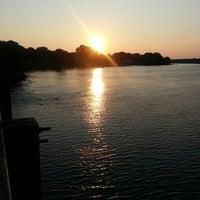 Photo taken at Fish Bridge BA! by jasmin b. on 7/17/2013