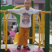Photo taken at 2 nolu asm çocuk parkı by Ahmet A. on 4/26/2014
