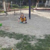 Photo taken at 2 nolu asm çocuk parkı by Ahmet A. on 4/13/2014