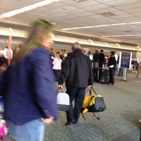 Photo taken at US Airways Check In by Shawn R. on 11/13/2013