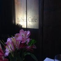 Photo taken at Balboa Cafe by Matt W. on 6/5/2013