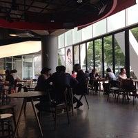 Photo taken at W카페 by Kelly K. on 6/18/2014