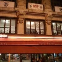 Photo taken at Café Lazar by Kali S. on 10/31/2013
