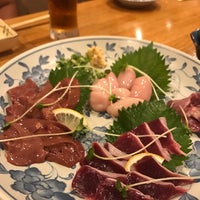 Photo taken at 旬彩タナカ by Naoki S. on 8/18/2017